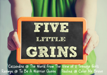 5 Little Grins