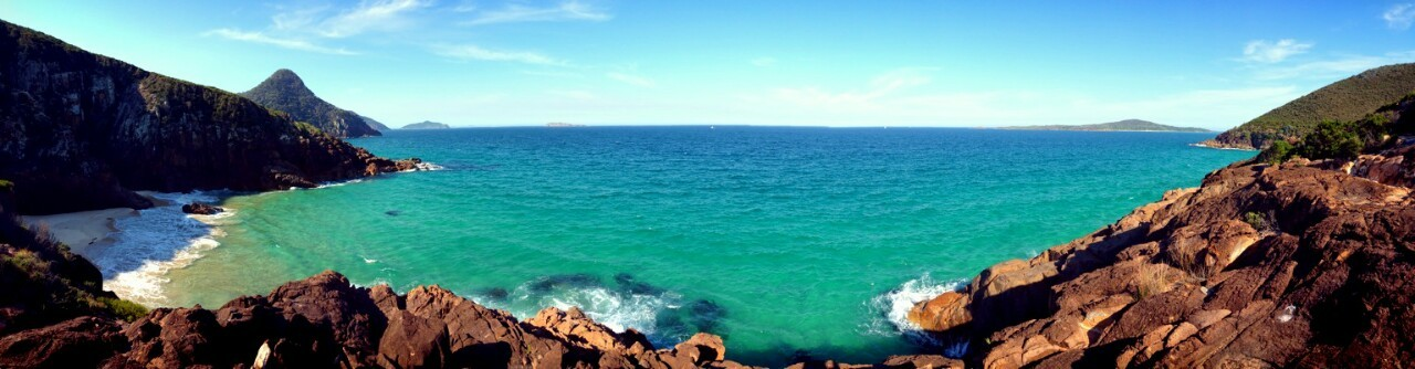 This is my girls secret beach… We go here whenever we can. Photo taken in Nsw Australia by Adam Stafford