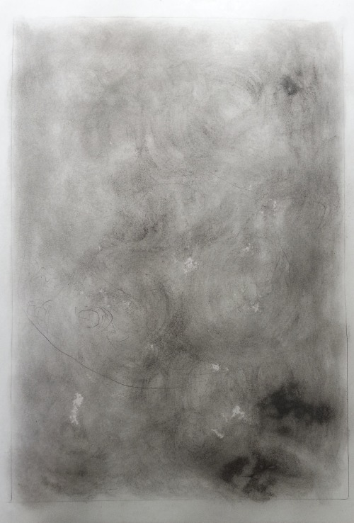 Seeing stuff 04/2013 Graphite and pencil on paper
