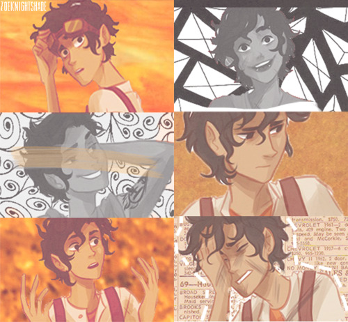 Leo Valdez, boy on fire