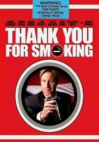 I'm watching Thank You for Smoking                        Check-in to               Thank You for Smoking on GetGlue.com