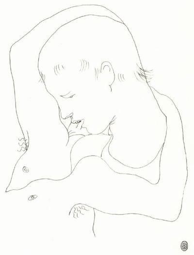 Jean Cocteau - Le Livre Blanc, 1930
