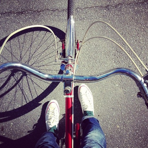 Sunday Ride on Hiawatha #Converse #RicherPoorer