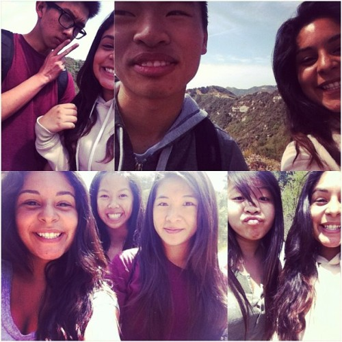 Some of my favorite Asians :) #APBio #asians #friends