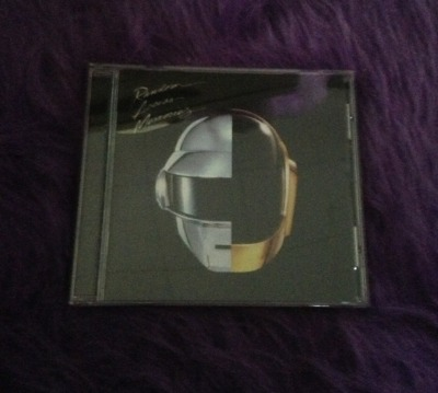Got the new Daft Punk album. Yay!! :D