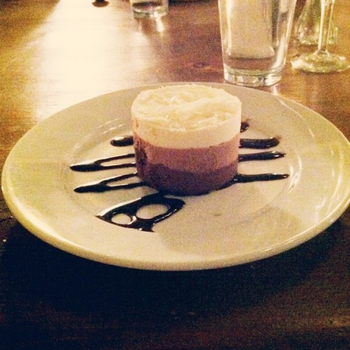 Chocolate Mousse @CafeMonteBistro // {the five senses} in the Queen City #5senses #taste #southpark #cltfood #eatlocal #charlotte #clt #french #foodporn [5.14.13]
