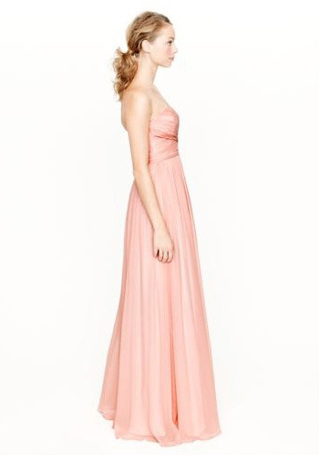 everlytrue:  [Arabelle Gown by J. Crew]