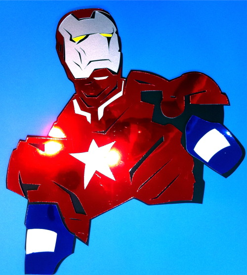 Iron Man - Iron Patriot