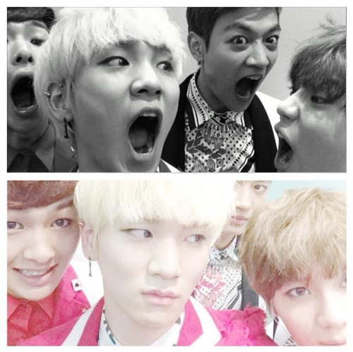 fuckyeahjinki:  [bumkeyk] cuz shinee in the house yo …..: