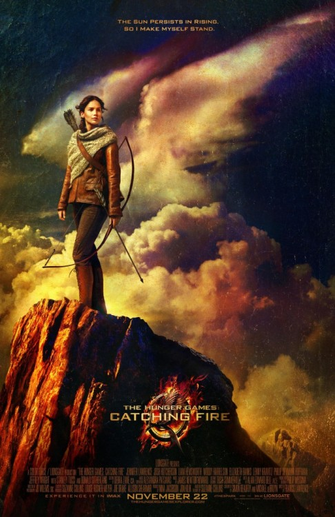 New Official Catching Fire Poster and ContestWe were promised a surprise today by Lionsgate and they have given us an incredible new Catching…View Post