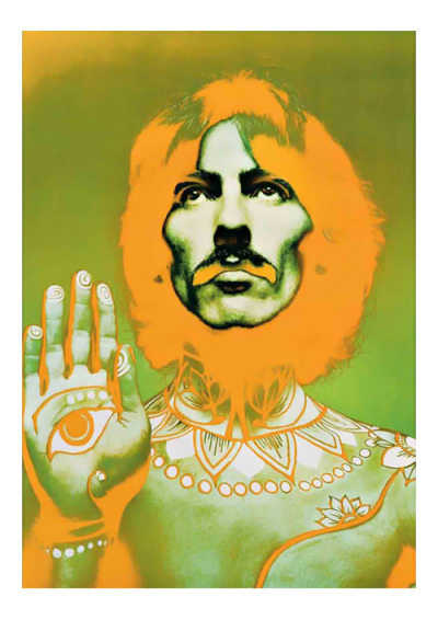 loony-lucy:  George Harrison (image by Richard Avedon)