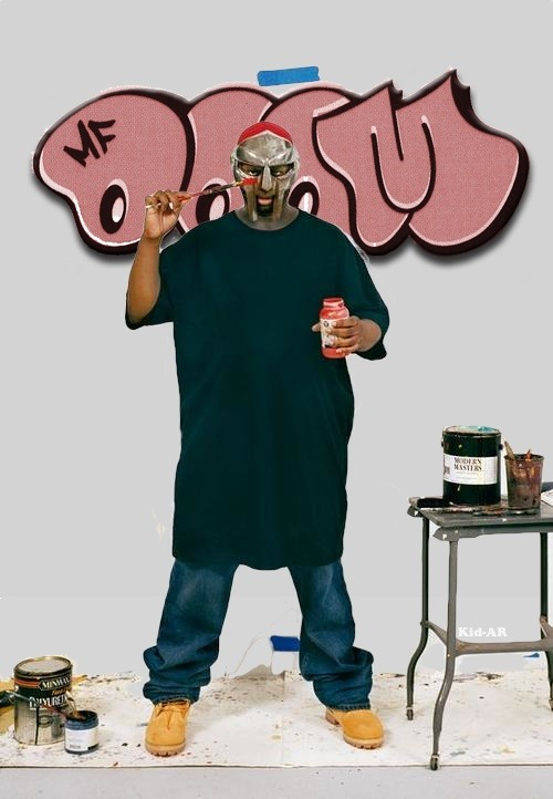 kid-ar:  MF.DOOM.