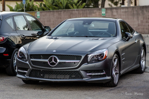 automotivated:  SL63 AMG (by Isaac H..)