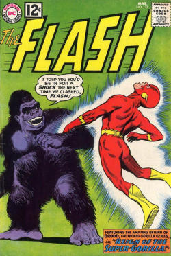 The Flash  #127