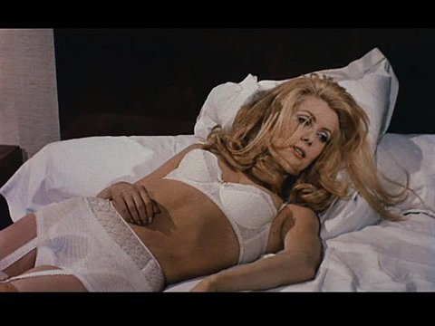 ffffffound:  film_stills: Belle de Jour (1967), Luis Buñuel