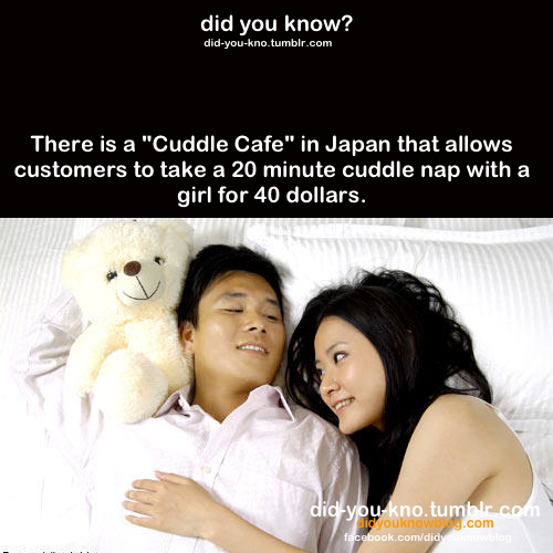did-you-kno:  Source  There really should be more emphasis on cuddle naps…