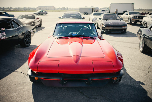 akeikas:  Big Red. by CallMeJag on Flickr.