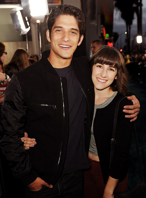 Tyler & Seana attend 'The Host' premiere - 19.03.13 [x]