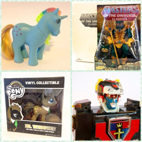 Hi everypony! Please, if you love toys, old and new, take a minute to visit (and like^_^) my new page on Facebook: http://www.facebook.com/pages/I-Love-Toys-Adoption-Center/456805854389169?notif_t=page_new_likes You will find many toys for sale! And in the next few days i will add more^_^ Thank you for looking!