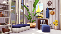 Some more pics from the CC-free version of the Windy Island Beach House. This will be part of a lot dump I plan to post later this week!