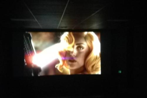 Lady Gaga in the Machete Kills trailer