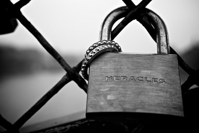 macreddinphotography:  website | blog | flickr Locked Love by Mac Reddin