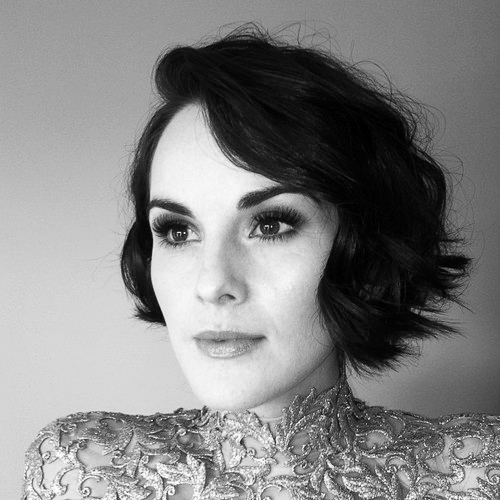 10 out of 100 beautiful people - michelle dockery
