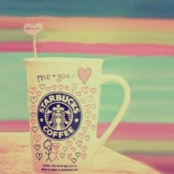 alluringkmariz:  ❤❤❤ #starbucks #love #colorful #cute