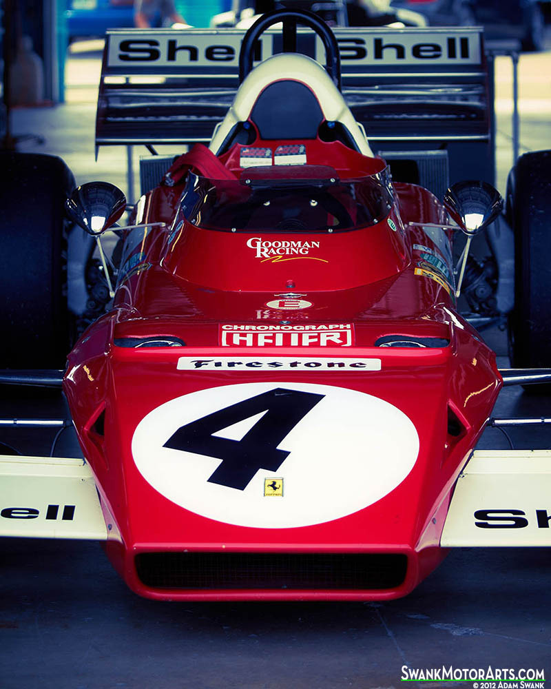 automotivated:  1971 Ferrari 312 B2 (by autoidiodyssey)