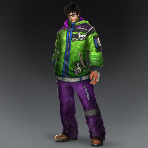 Dynasty Warriors 8 - Xu Shu, Modern Jobs DLC