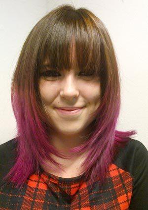 choppy layered hair tumblr - photo #8