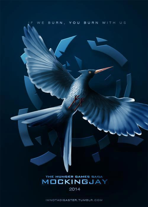 MOCKINGJAY could start filming as early as July!! And there are reports that CATCHING FIRE may film another additional four weeks. DETAILS HERE!