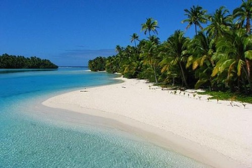 Aroa, Cook Islands…