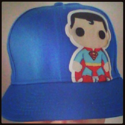 Hat day #SpiritWeek #Tokidoki #Superman