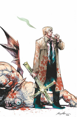 Hellblazer: Bloodlines (New Edition) // Rafael Albuquerque