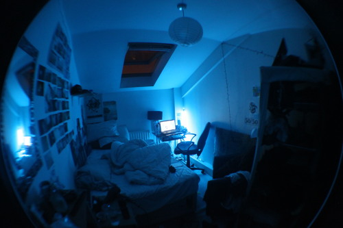 chrstphrmc:  My room is my life