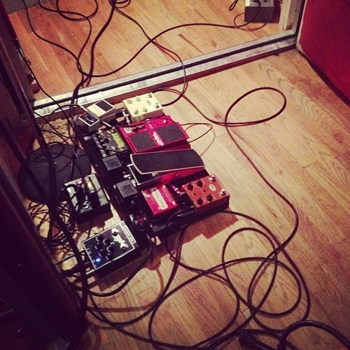 #Bass #Pedals #SpaceStation