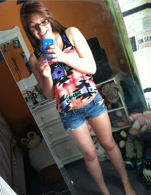 Finally nice enough in PA to wear shorts! :D