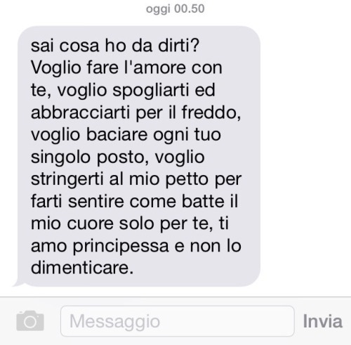 fare l amore con passione single chat