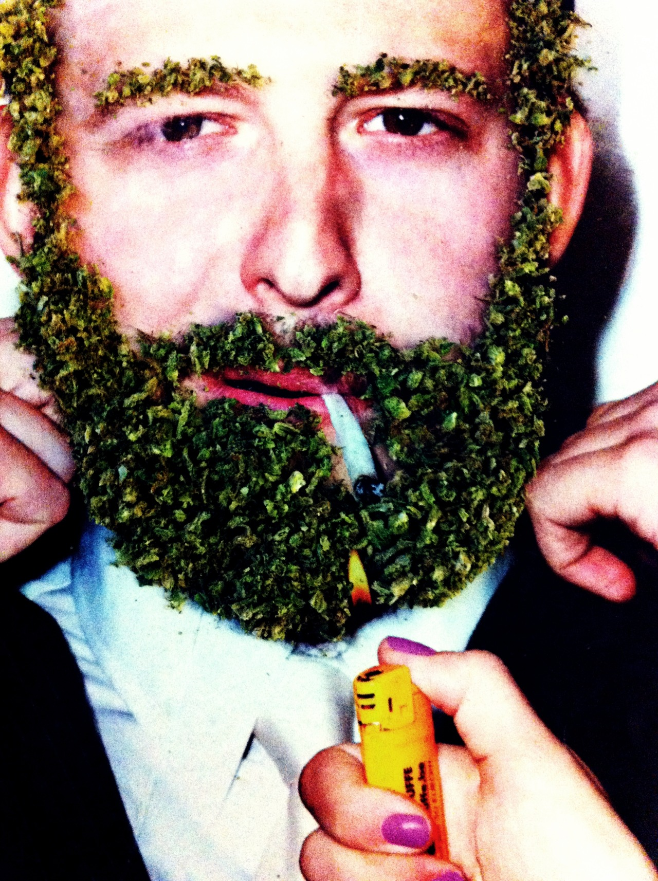 afoolishpleasure:  Bon Iver for Spin Magazine July 2011