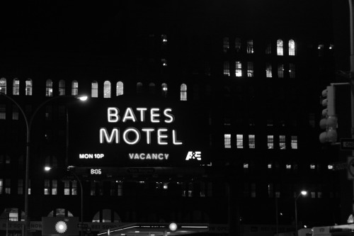 The Bates Motel, Soho.