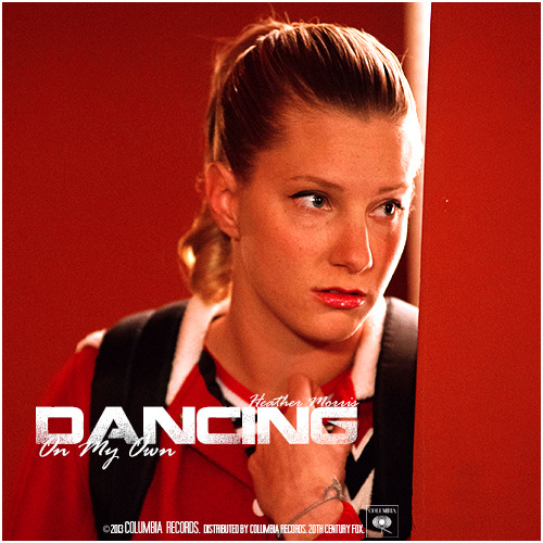 4x13 Diva | Dancing On My Own Requested Alternative Cover Request by jmbf2001