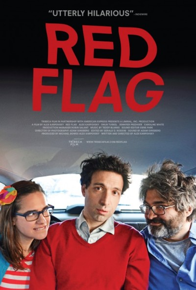 This is on iTunes and VOD now. Its really funny.