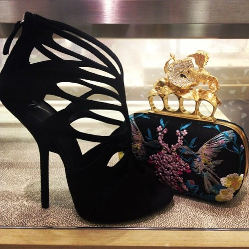 visualvixen:  Zanotti and McQueen