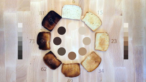 "officialpepsi:  laughingsquid:  Hue, A Smart Toaster That Toasts Bread to the Desired Color    Who likes burned toast? Who the fuck is sitting there, loving burned toast, demanding that it be a setting on every toaster and making it possible for my toast to look like Satan's turds? I just don't understand. But good for this toaster being invented to be all like ""This is golden brown, I will now release it from my clutches instead of holding onto it like it's a dying loved one until it's as black as outer space."""