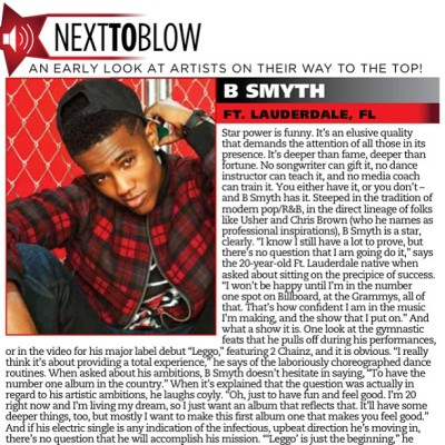 Latest issue of #hiphopweeklymagazine @therealbsmyth  #epentertainment/Motown #artist