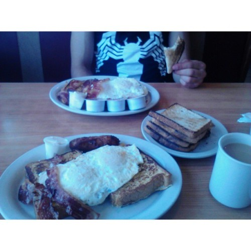 #breakfast #diner #micheals #kingston