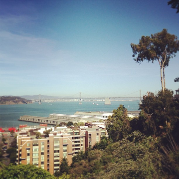 #SanFrancisco Coit Tower (at Coit Tower)