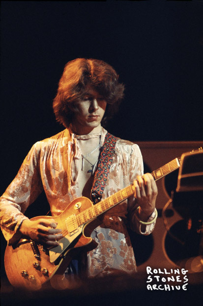 "MICK TAYLOR rollingstonesofficial:  MICK TAYLOR TO JOIN THE ROLLING STONES ON STAGE DECEMBER 13 AND DECEMBER 15  The Rolling Stones have announced that legendary guitarist and former Rolling Stone, Mick Taylor, will perform at both the December 13 and December 15 concerts at the Prudential Center in Newark, New Jersey.  The show on December 15, which will also feature Bruce Springsteen, Lady Gaga and The Black Keys will be telecast live worldwide via pay-per-view at 9pm EST/6pm PST, giving fans around the world the best seat in the house. The pay-per-view is entitled ""One More Shot"" and will be distributed by WWE. Ken Ehrlich will produce. ""Guitarist Mick Taylor was greeted like a returning god…Taylor can still play like a silver streak and the time-shifting blues jam of Midnight Rambler was incredible to behold."" Neil McCormick, Daily Telegraph The pay-per-view will be available worldwide on Saturday, December 15 at 9pm ET/ 6pm PT through cable, satellite and telco providers, and online via Yahoo! WWE®, the world's pre-eminent provider of pay-per-view programming, in partnership with Dainty Group and Endemol, will be distributing and marketing the pay-per-view event entitled One More Shot. Additional information please visit: www.rollingstones.com/watch/ .  The Official Rolling Stones app is now available on the App Store http://bit.ly/UaJTNQ ."