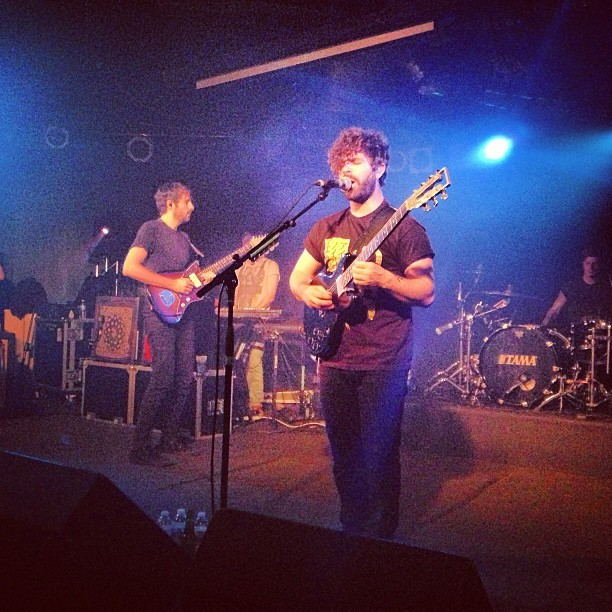 Oh gosh, last night made me melt…. #Foals #TotalLifeForever #HolyFire